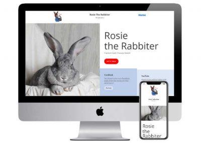 Rosie The Rabbiter